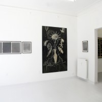 Variations on Black - Group Show